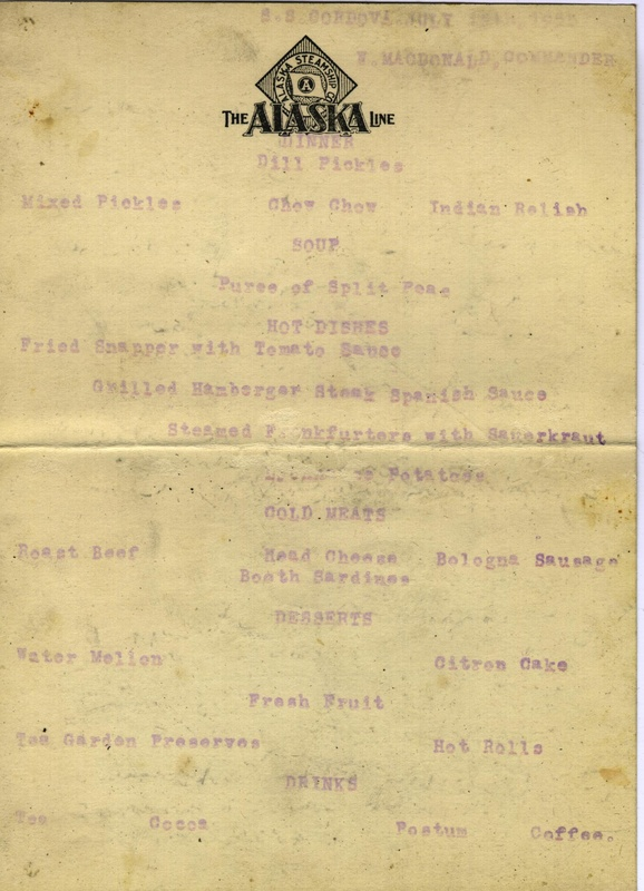 Ship menu 4