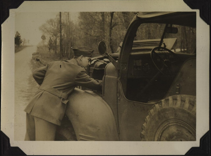 WWII 614th Driving School 1