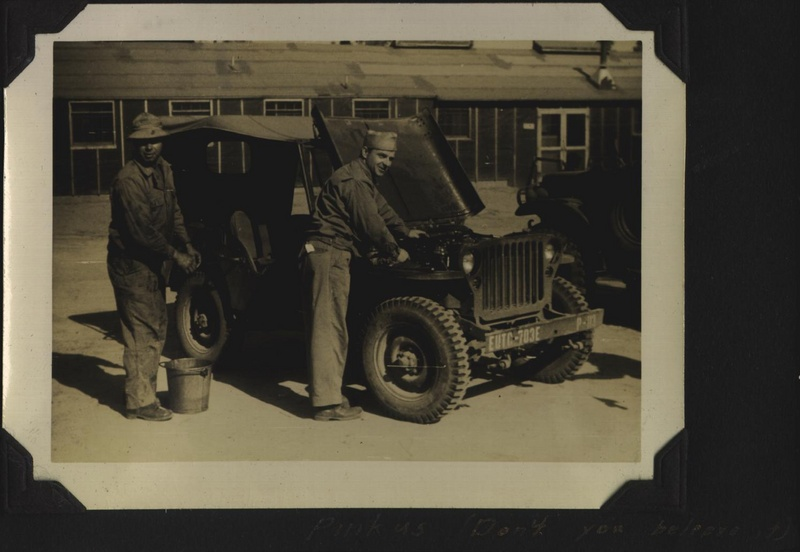 WWII 614th Driving School 4