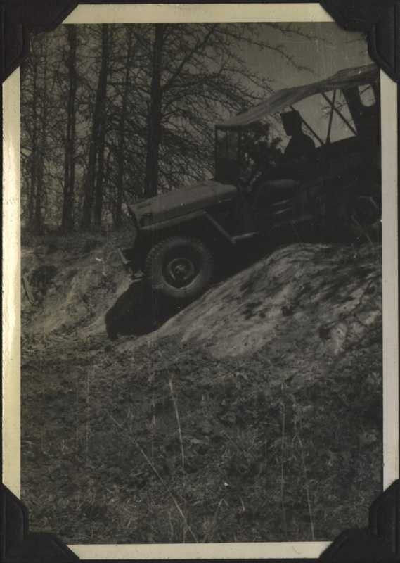 WWII 614th Driving School 5