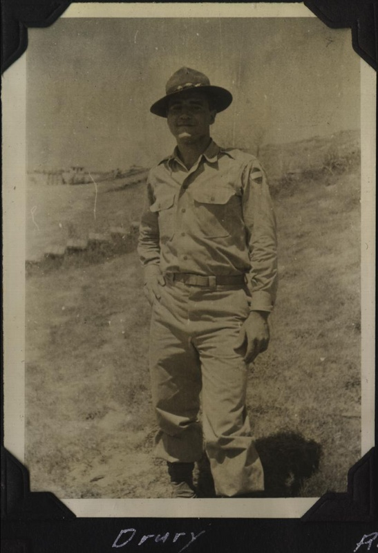 WWII 618th Drury