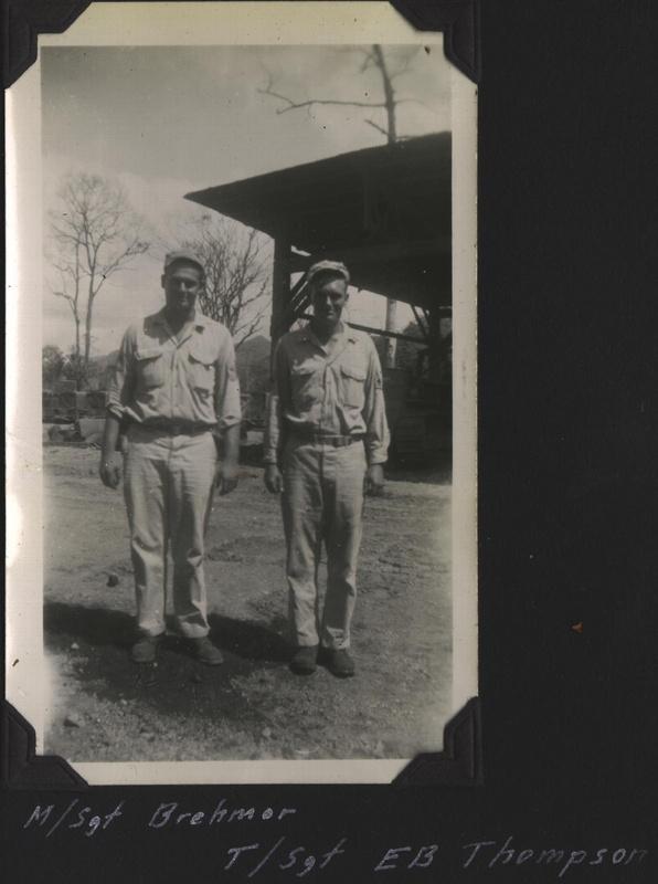 WWII Brehmer Thompson