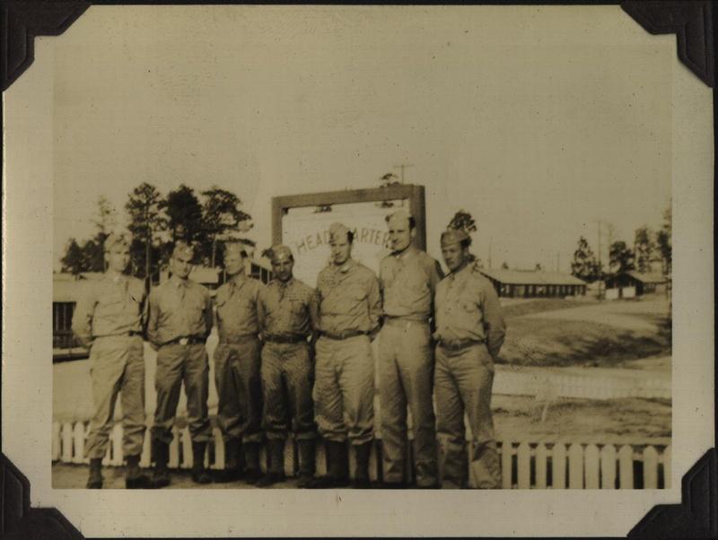 WWII Camp Claiborne 1