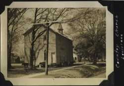 WWII Claiborne church