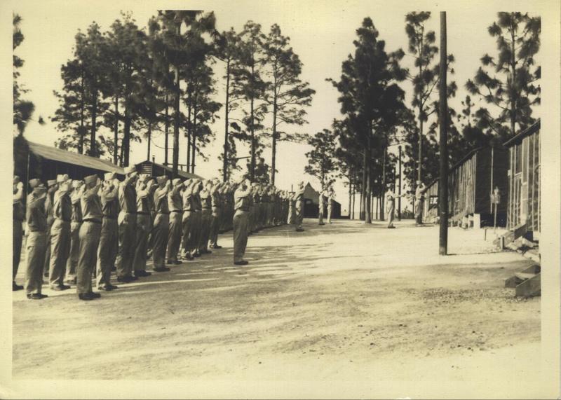 WWII Claiborne retreat