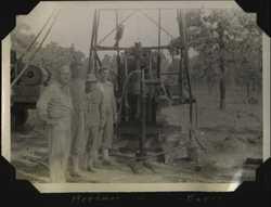WWII Claiborne well Brehmer Davis