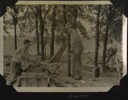 WWII Claiborne well Grothe