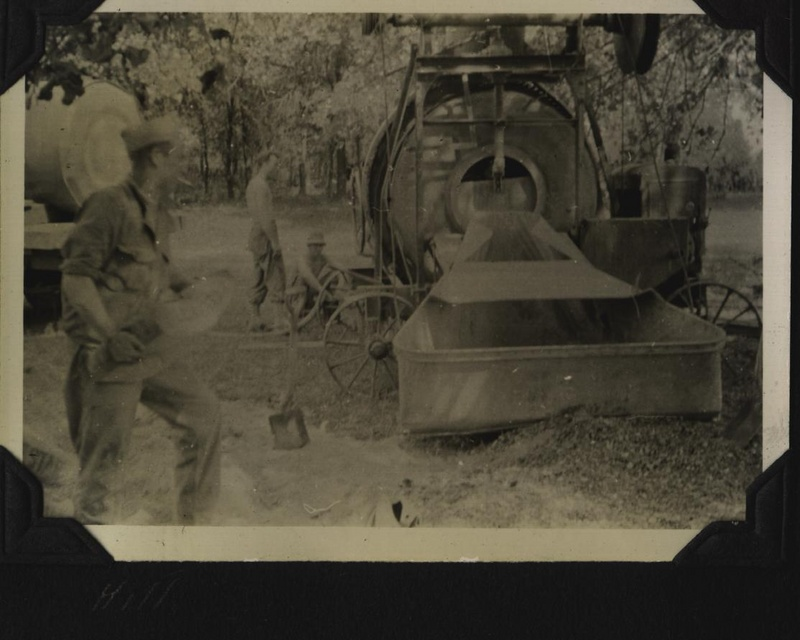 WWII Claiborne well Hill