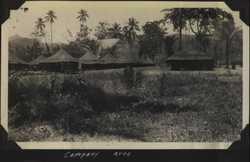 WWII Company area