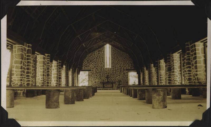 WWII NG China Strait chapel 2