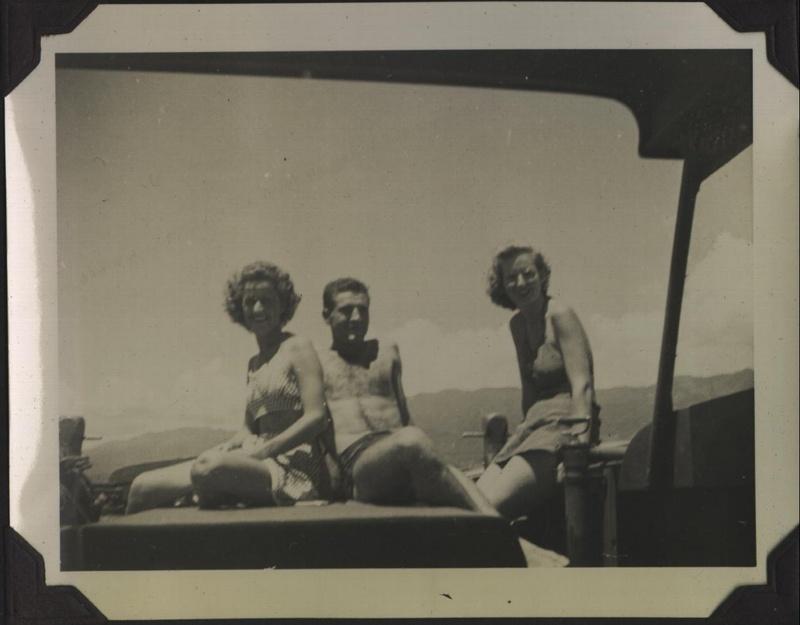 WWII NG Denny Di Drury