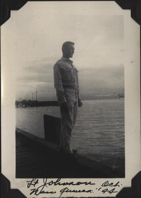 WWII NG Johnson