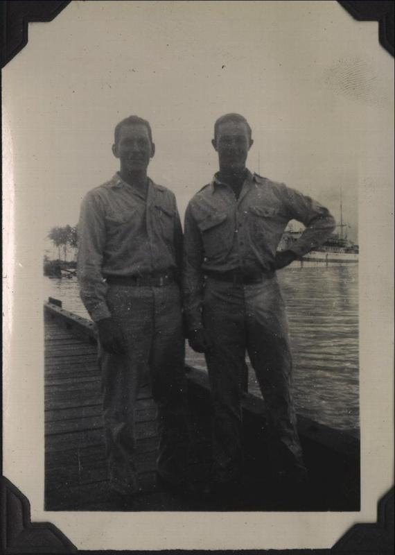 WWII NG Johnson McEwen