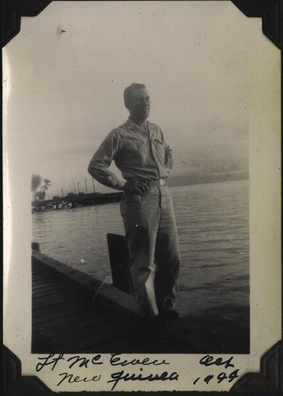 WWII NG McEwen
