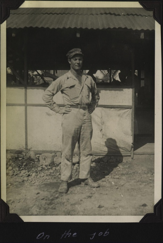 WWII NG On the job