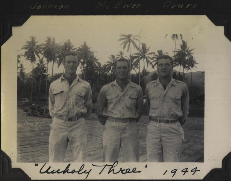 WWII NG Unholy Three