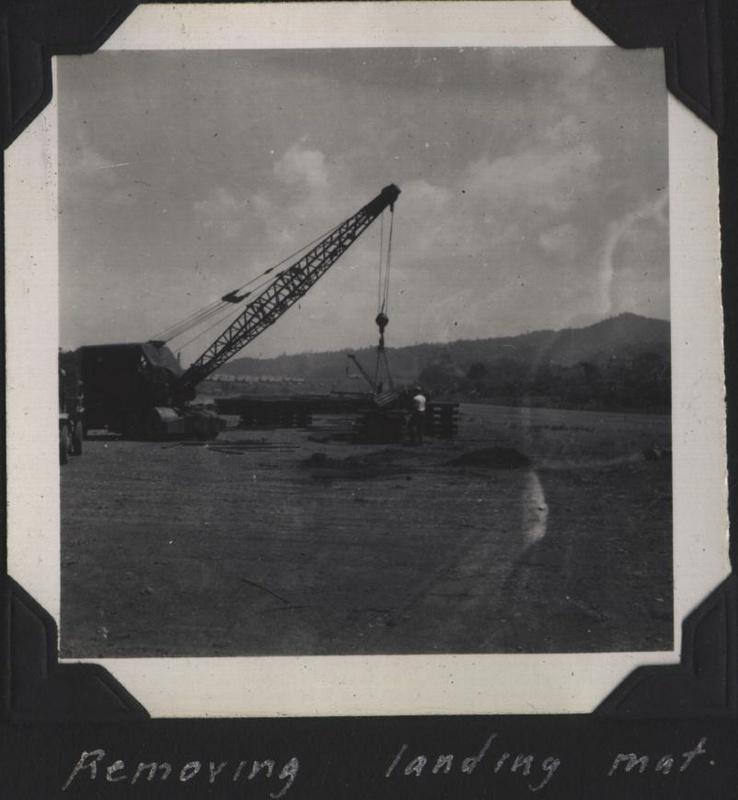 WWII NG airstrip 5