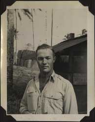 WWII NG officers latrine Johnson