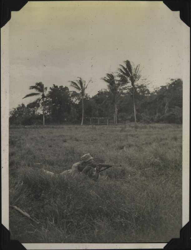 WWII NG rifle range 1