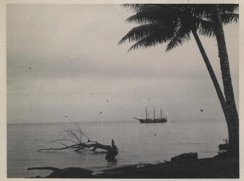 WWII NG three masted a