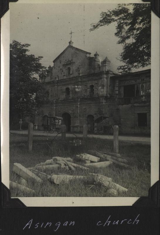 WWII PI Asingan church