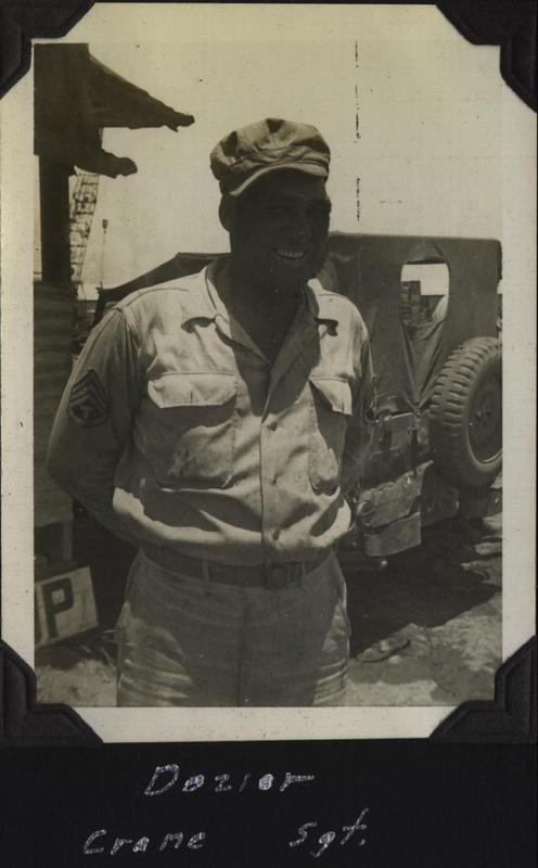 WWII PI Dozier