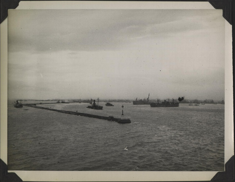 WWII PI Manila harbor 3