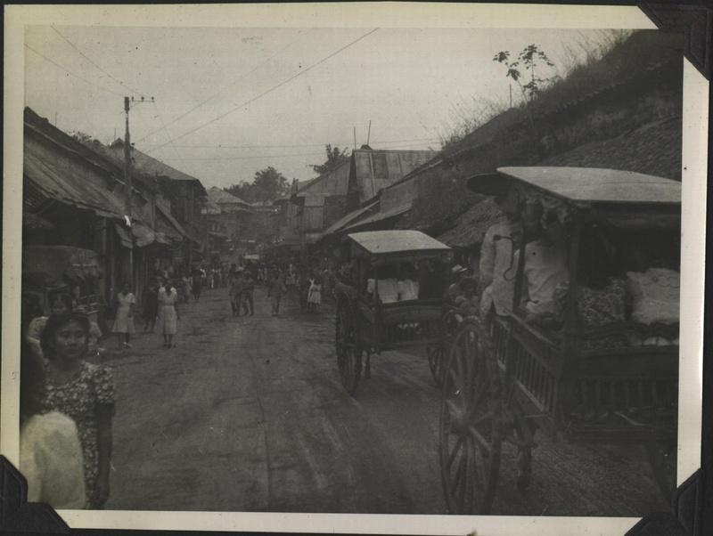 WWII PI Taal street 1