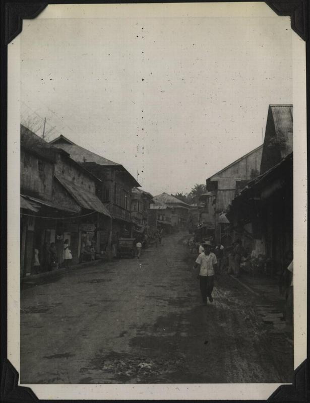 WWII PI Taal street 2