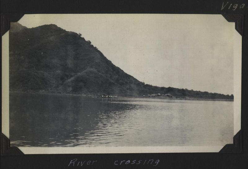 WWII PI Viga river crossing