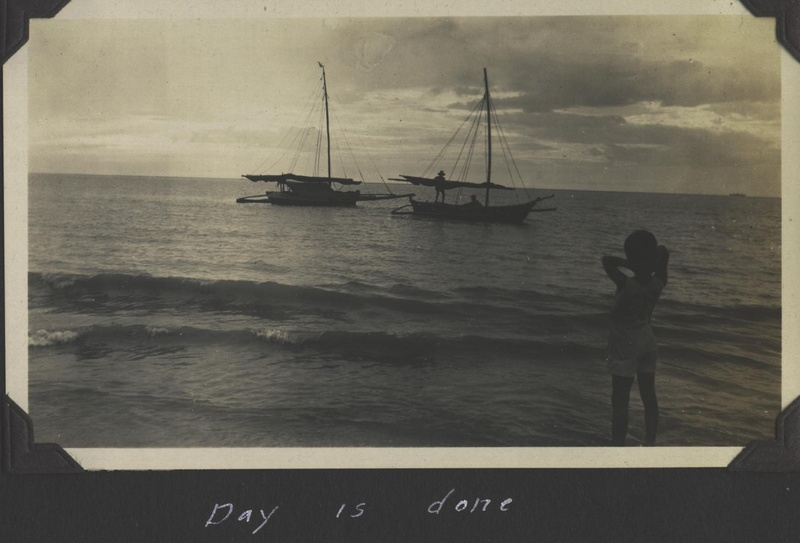 WWII PI fishing village 2