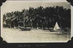 WWII PI fishing village 3