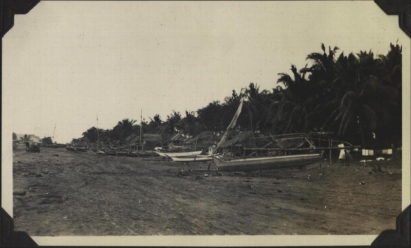 WWII PI fishing village 4