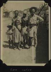 WWII PI gone native