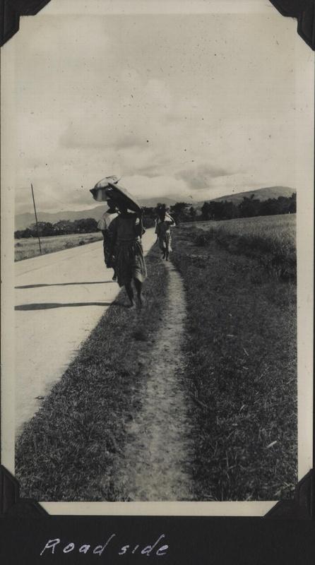 WWII PI road side