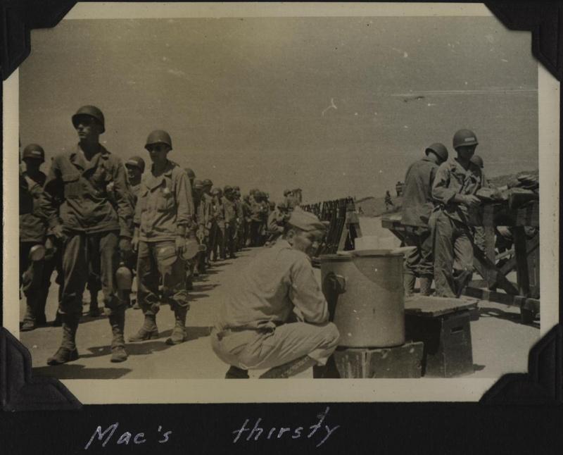 WWII Rifle range Mac