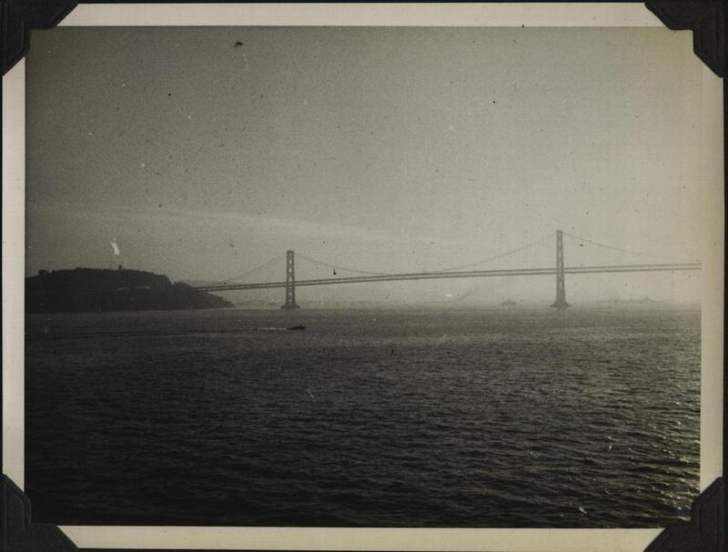 WWII SF Bay Bridge 2