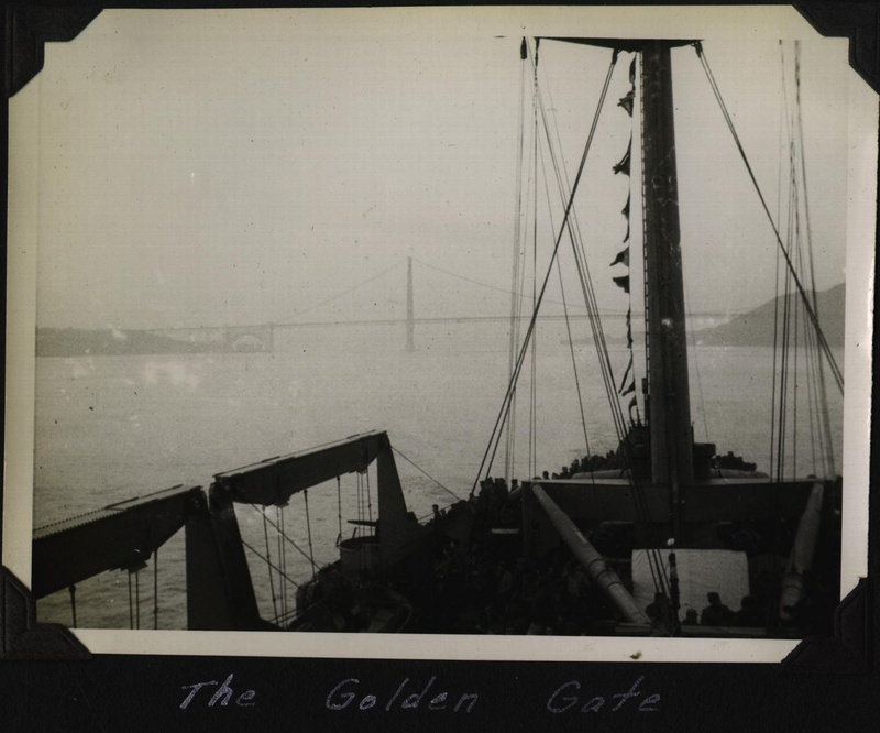 WWII SF Golden Gate 2