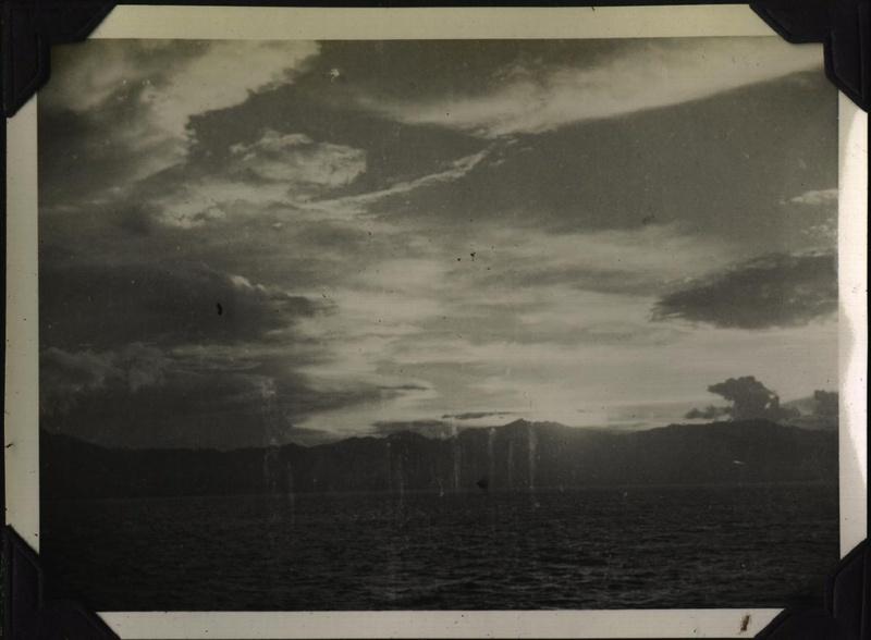 WWII Voyage to Manila 1