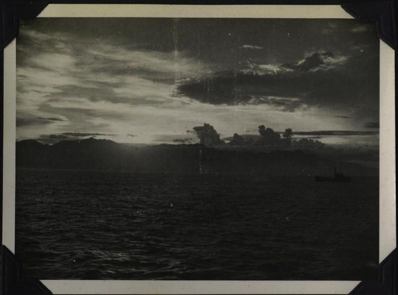 WWII Voyage to Manila 2