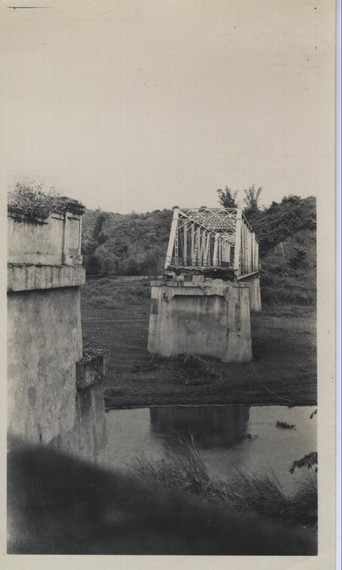 WWII bridge UCON