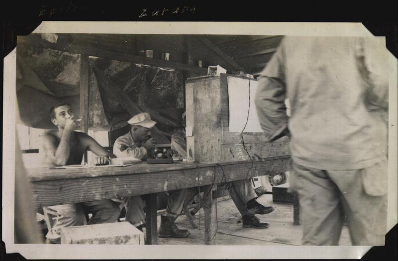 WWII elec equipment b