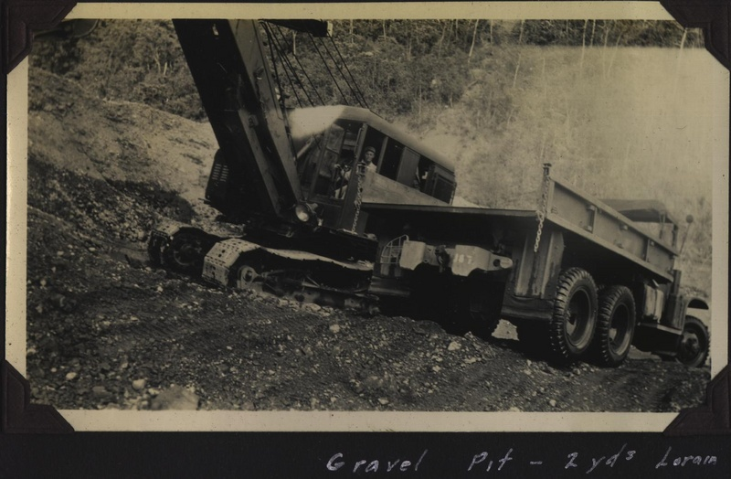 WWII gravel pit 1