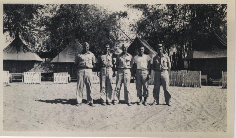 WWII group portrait