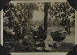 WWII lunchtime