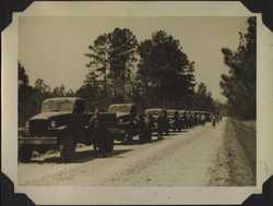 WWII motor march 2