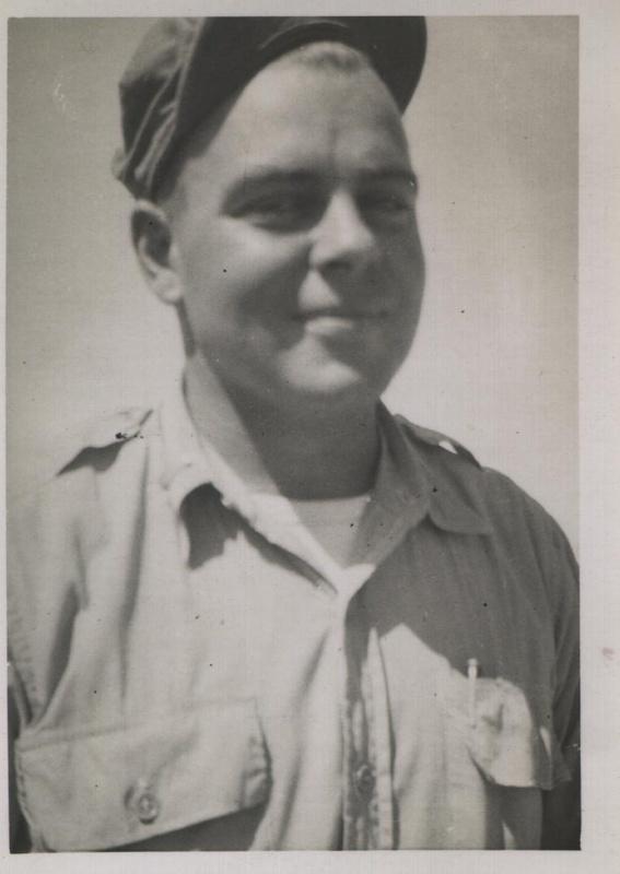 WWII skippy