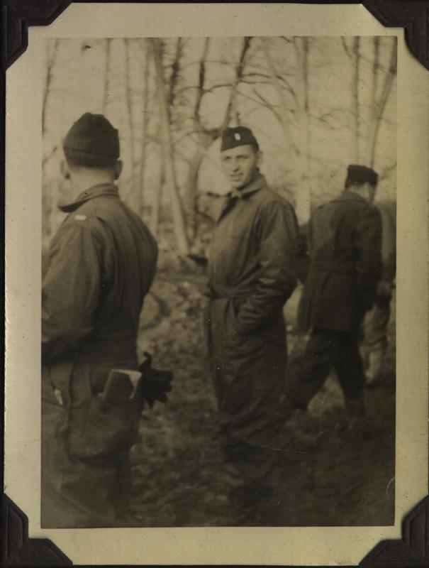 WWII three men