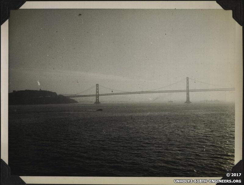 WWII SF Bay Bridge 2