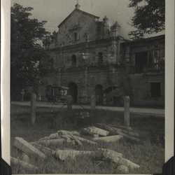 WWII PI Asingan church